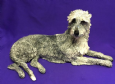 Eve Pearce Hand-Made Model - Irish Wolfhound